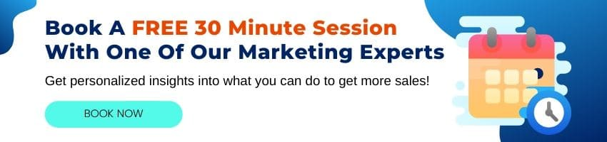 Free 30 minute session with marketing expert t Digital Space Marketing